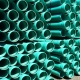 PVC irrigation pipes