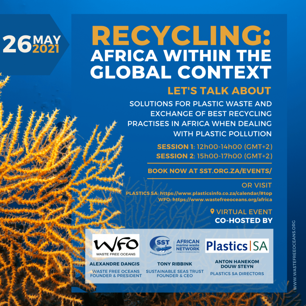 Virtual Event RECYCLING: Africa within the Global Context @ Virtual
